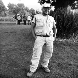 Uganda Tour Leader
